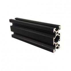 20x40 V Slot Siyah Sigma Profil